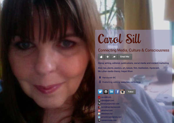 Carol Sill at about.me