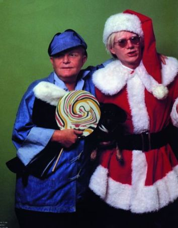 Capote/Warhol
