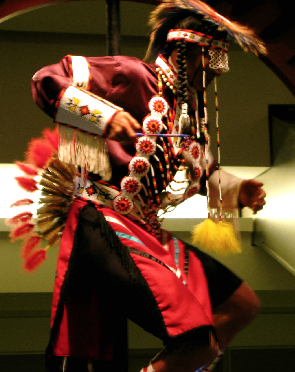 Blackfoot Dancer