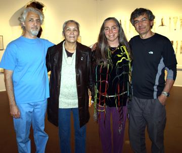James K-M, Marilyn James, Joanne Circle, Andrew Jordan
