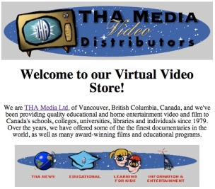 THA old site image