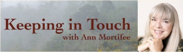 Ann Mortifee Newsletter